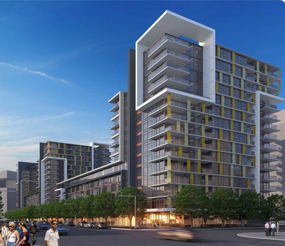 Olympic Village Apartments: Fantastic New Listing At WEST In Olympic Village False