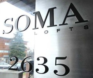 Mount Pleasant Loft for sale at the SOMA – 508 2635 Prince Edward Street