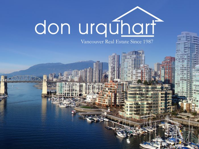 Don Urquhart Website Image of False Creek